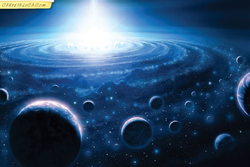 Qué había antes del big bang?